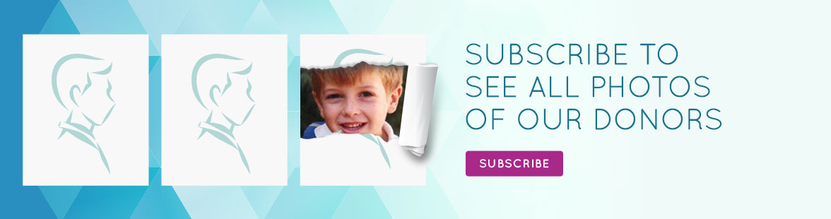 subscribe to view donor photos
