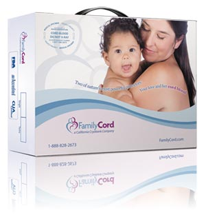 FamilyCord Cord Blood Collection Kit
