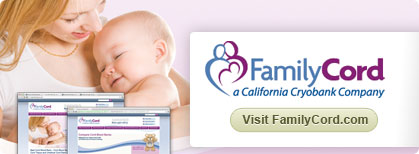 Cord Blood Banking at FamilyCord